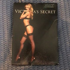 Victoria Secret Classic Thigh High Stockings